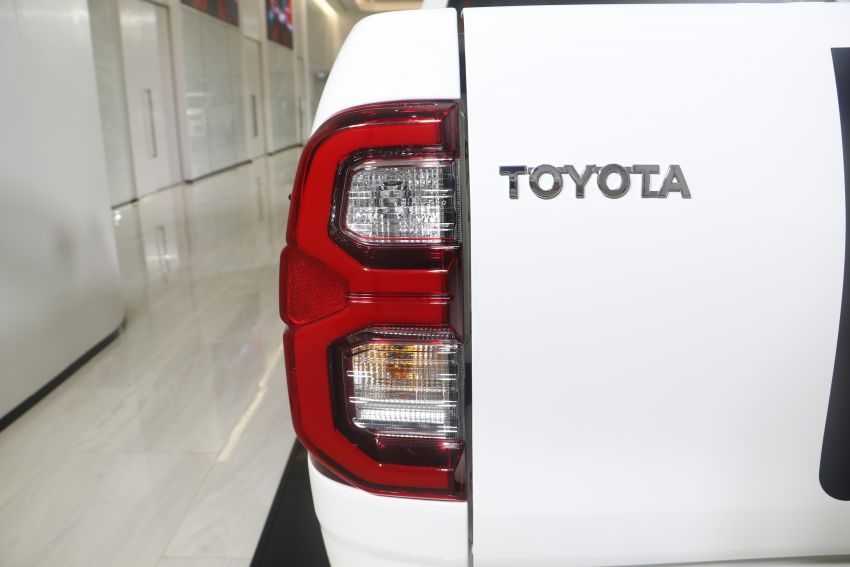 2021 Toyota Hilux GR Sport launched in Thailand – high- and low-rider versions, 2.8L, RM113k-RM166k Image #1335462
