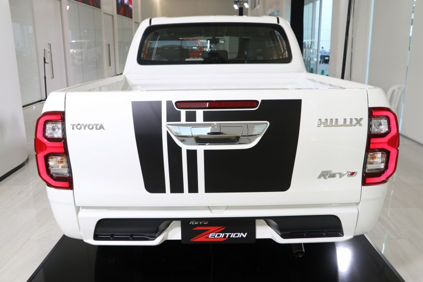 2021 Toyota Hilux GR Sport launched in Thailand – high- and low-rider versions, 2.8L, RM113k-RM166k Image #1335456