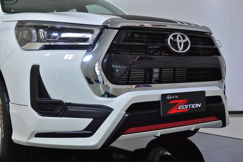 2021 Toyota Hilux GR Sport launched in Thailand – high- and low-rider versions, 2.8L, RM113k-RM166k Image #1335457