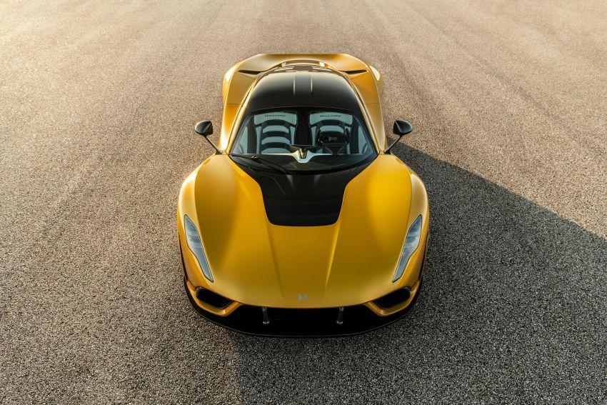 Hennessey Venom F5 – RM8.9mil V8 hypercar sold out Image #1333521