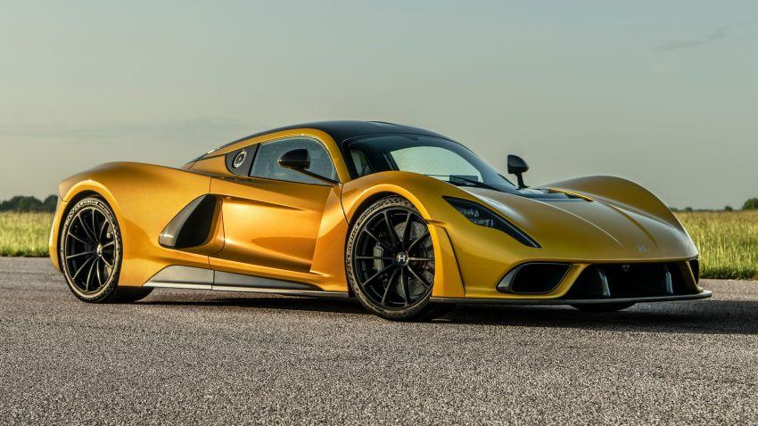Hennessey Venom F5 – RM8.9mil V8 hypercar sold out Image #1333528