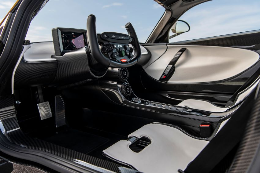 Hennessey Venom F5 – RM8.9mil V8 hypercar sold out Image #1333543