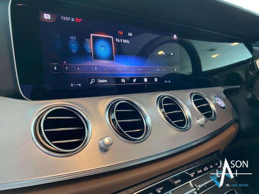 2021 Mercedes-Benz E-Class facelift in Malaysia – live photos of the E200 Avantgarde and E300 AMG Line Image #1325548
