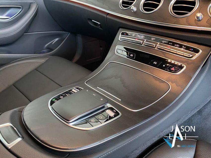 2021 Mercedes-Benz E-Class facelift in Malaysia – live photos of the E200 Avantgarde and E300 AMG Line Image #1325538