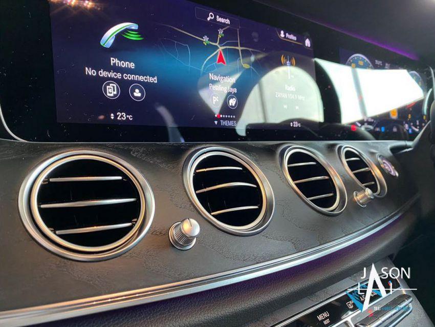2021 Mercedes-Benz E-Class facelift in Malaysia – live photos of the E200 Avantgarde and E300 AMG Line Image #1325539