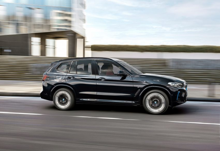 2022 G08 BMW iX3 facelift unveiled – M Sport package and BMW Driving Assistant Professional as standard! Image #1328832