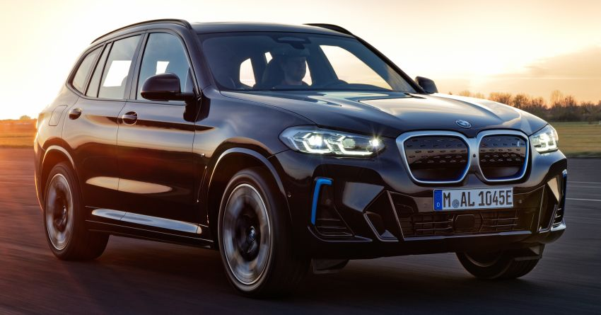 2022 G08 BMW iX3 facelift unveiled – M Sport package and BMW Driving Assistant Professional as standard! Image #1328815