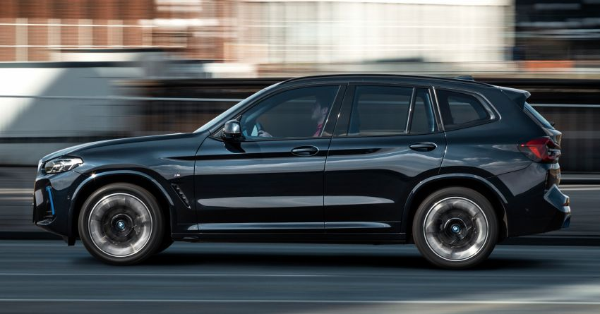 2022 G08 BMW iX3 facelift unveiled – M Sport package and BMW Driving Assistant Professional as standard! Image #1328836