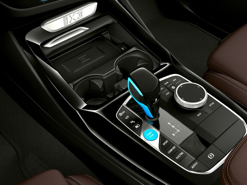 2022 G08 BMW iX3 facelift unveiled – M Sport package and BMW Driving Assistant Professional as standard! Image #1328839