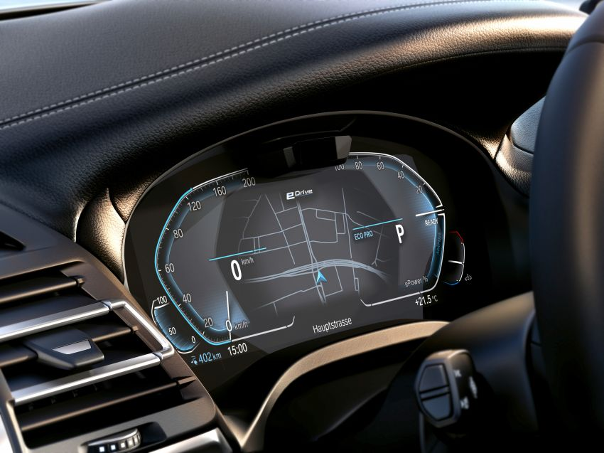2022 G08 BMW iX3 facelift unveiled – M Sport package and BMW Driving Assistant Professional as standard! Image #1328840
