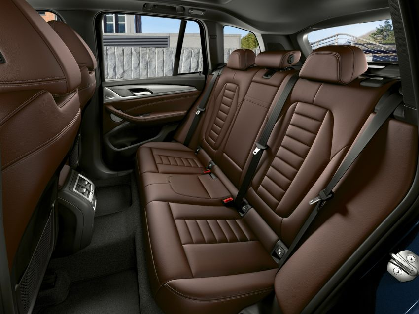 2022 G08 BMW iX3 facelift unveiled – M Sport package and BMW Driving Assistant Professional as standard! Image #1328844
