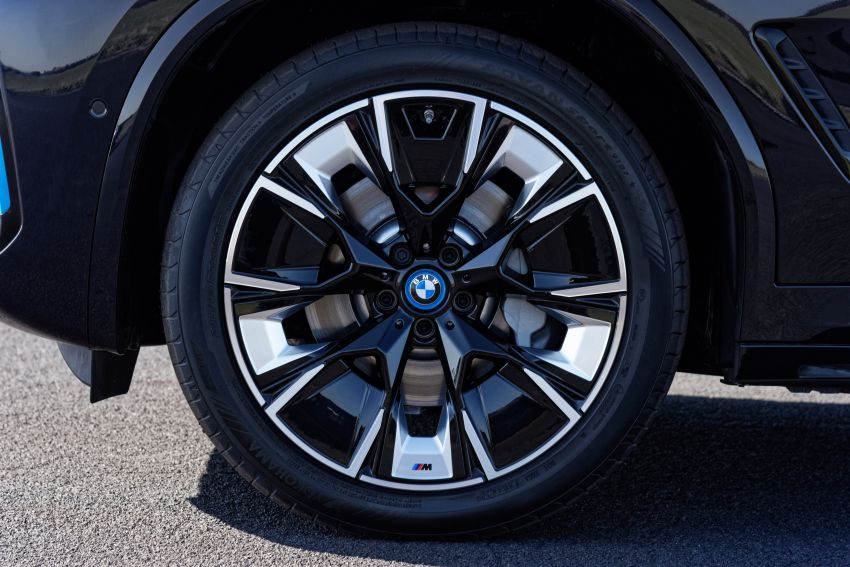 2022 G08 BMW iX3 facelift unveiled – M Sport package and BMW Driving Assistant Professional as standard! Image #1328846