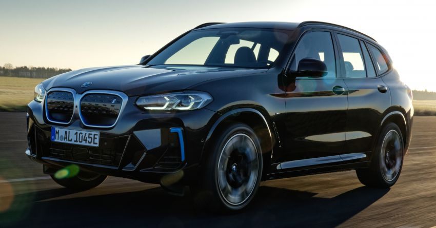 2022 G08 BMW iX3 facelift unveiled – M Sport package and BMW Driving Assistant Professional as standard! Image #1328819