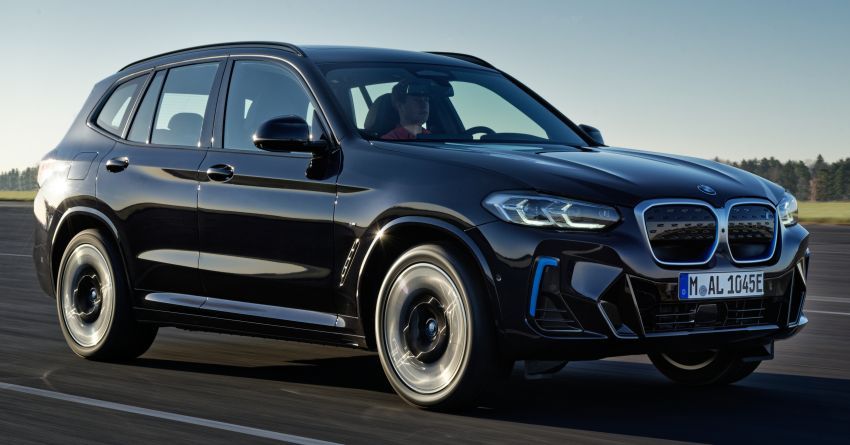 2022 G08 BMW iX3 facelift unveiled – M Sport package and BMW Driving Assistant Professional as standard! Image #1328821