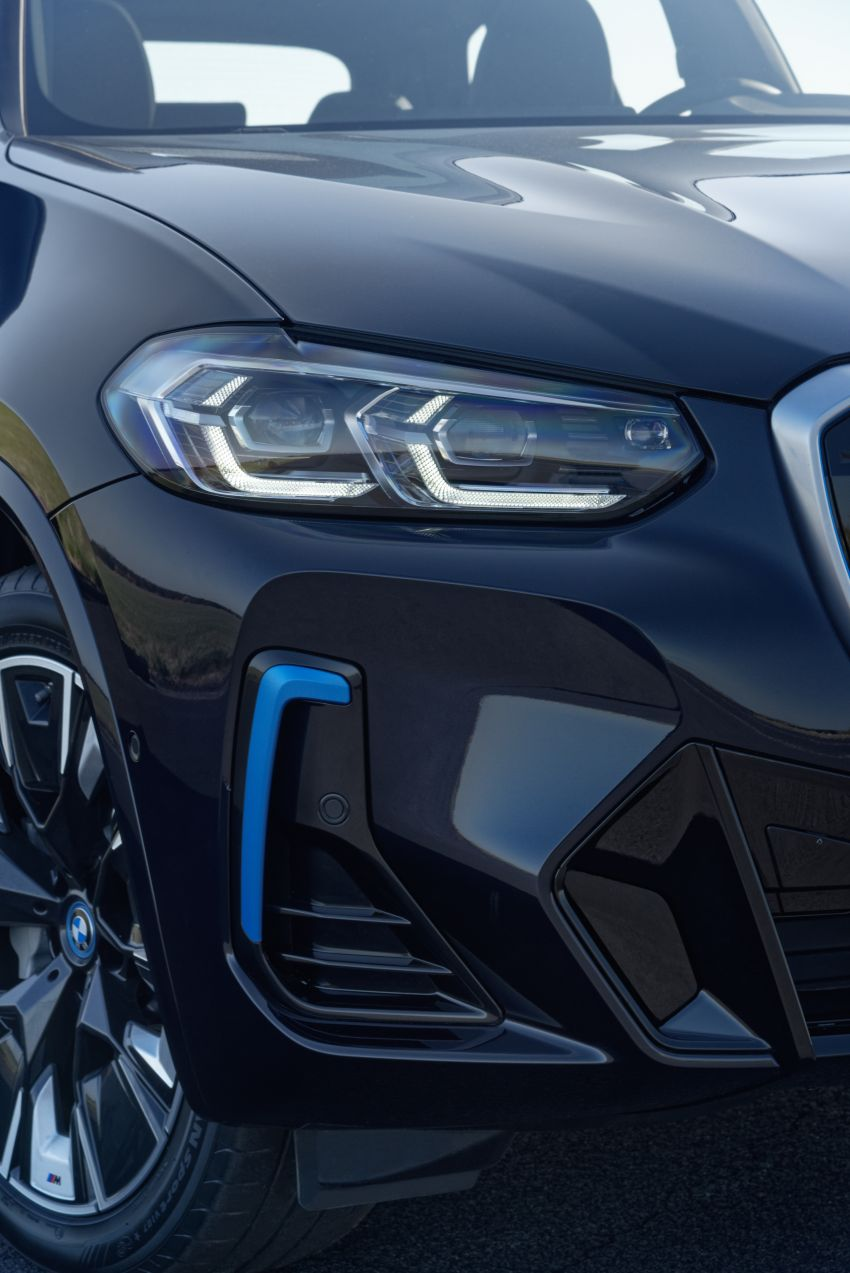 2022 G08 BMW iX3 facelift unveiled – M Sport package and BMW Driving Assistant Professional as standard! Image #1328824