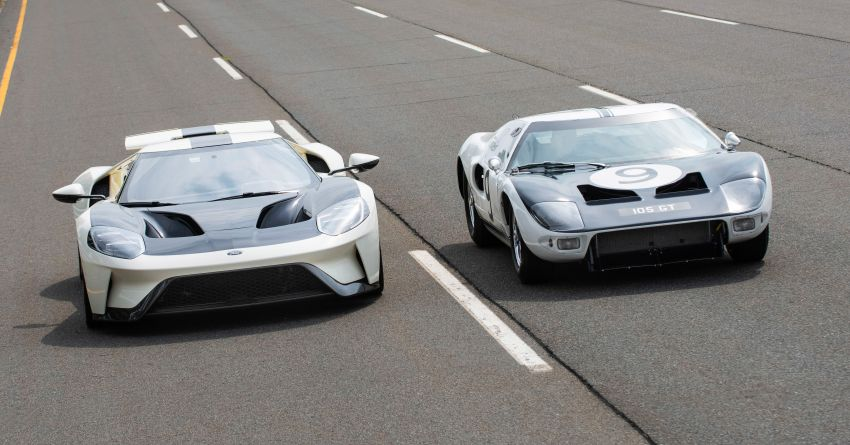 2022 Ford GT '64 Prototype Heritage Edition unveiled Image #1330726