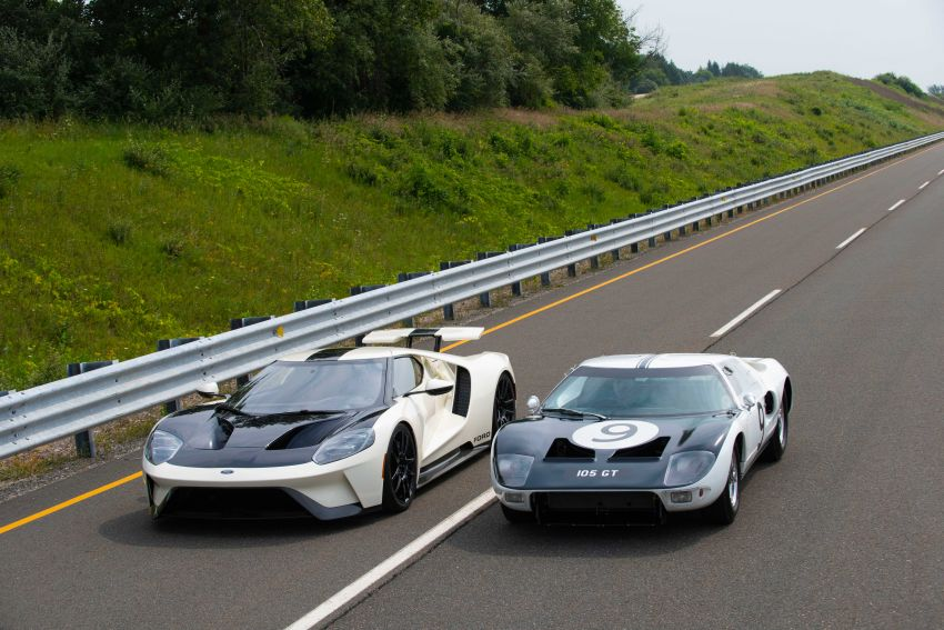 2022 Ford GT '64 Prototype Heritage Edition unveiled Image #1330728