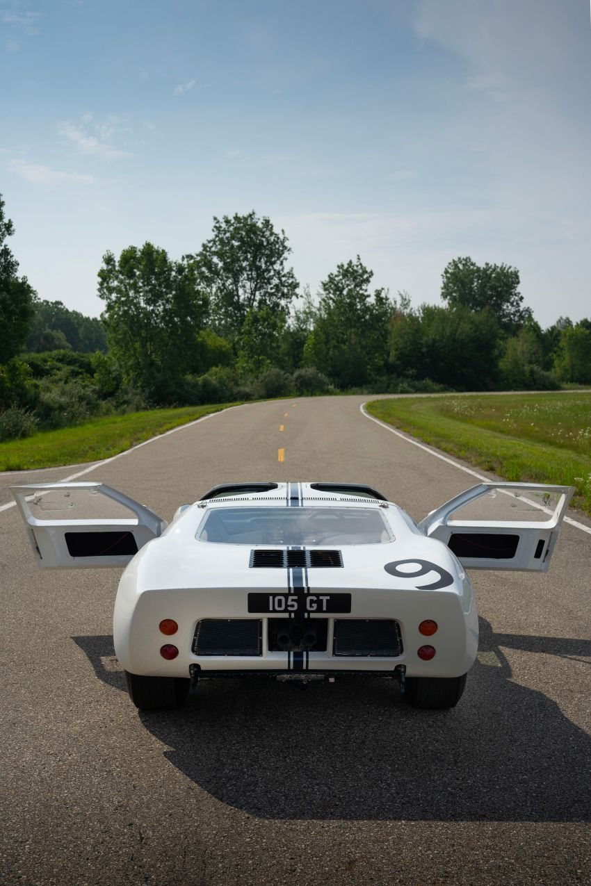 2022 Ford GT '64 Prototype Heritage Edition unveiled Image #1330739