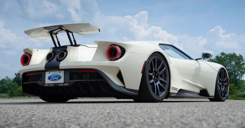 2022 Ford GT '64 Prototype Heritage Edition unveiled Image #1330743