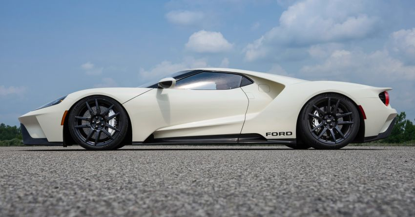 2022 Ford GT '64 Prototype Heritage Edition unveiled Image #1330745