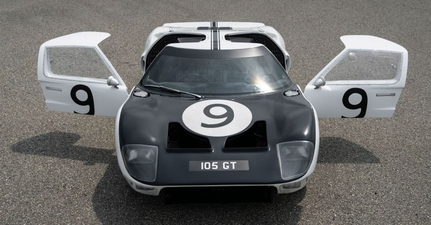 2022 Ford GT '64 Prototype Heritage Edition unveiled Image #1330748