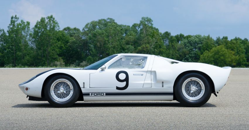 2022 Ford GT '64 Prototype Heritage Edition unveiled Image #1330752
