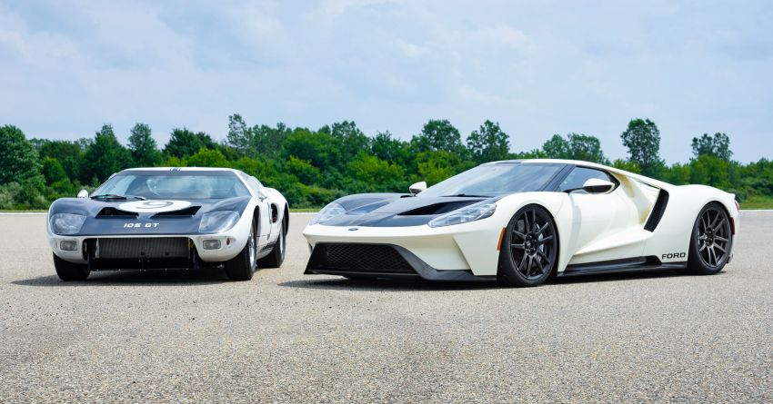2022 Ford GT '64 Prototype Heritage Edition unveiled Image #1330755