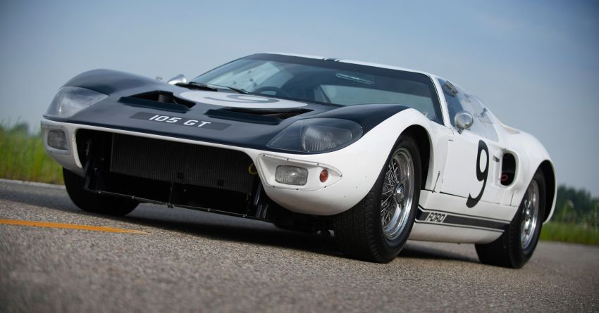 2022 Ford GT '64 Prototype Heritage Edition unveiled Image #1330717