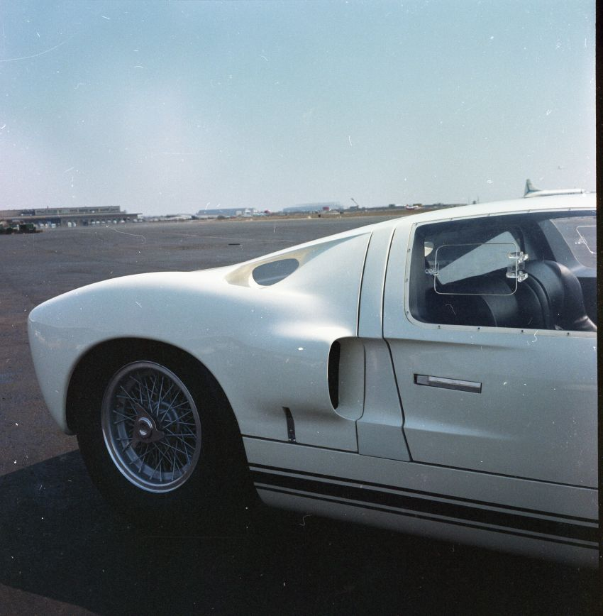 2022 Ford GT '64 Prototype Heritage Edition unveiled Image #1330776