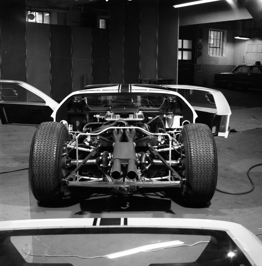 2022 Ford GT '64 Prototype Heritage Edition unveiled Image #1330781