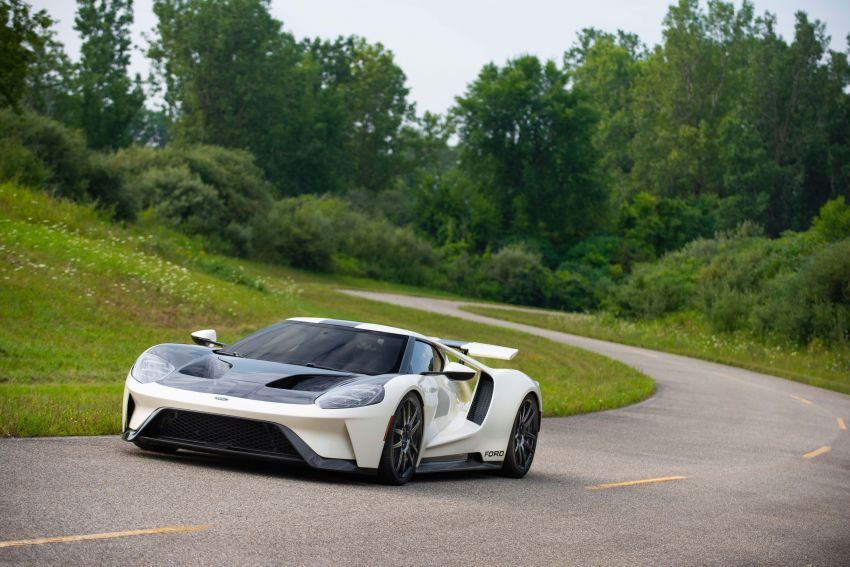 2022 Ford GT '64 Prototype Heritage Edition unveiled Image #1330719