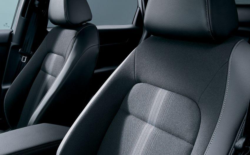 Honda Civic gen. ke-11 pasaran Jepun diperincikan – hanya hatchback, 1.5L Turbo, ada manual 6-kelajuan Image #1327755