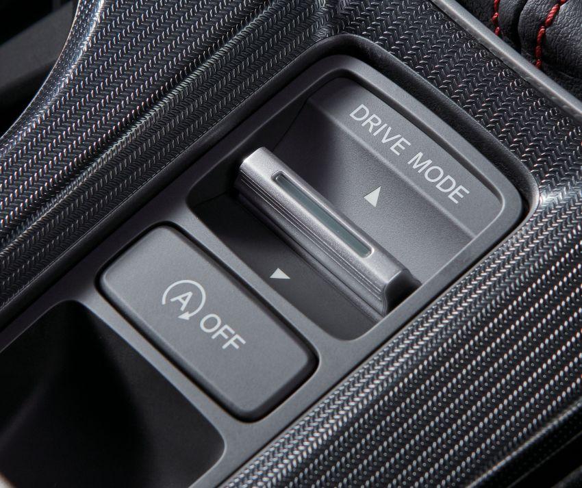 Honda Civic gen. ke-11 pasaran Jepun diperincikan – hanya hatchback, 1.5L Turbo, ada manual 6-kelajuan Image #1327766