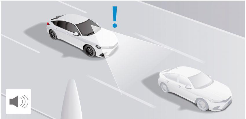 Honda Civic gen. ke-11 pasaran Jepun diperincikan – hanya hatchback, 1.5L Turbo, ada manual 6-kelajuan Image #1327770