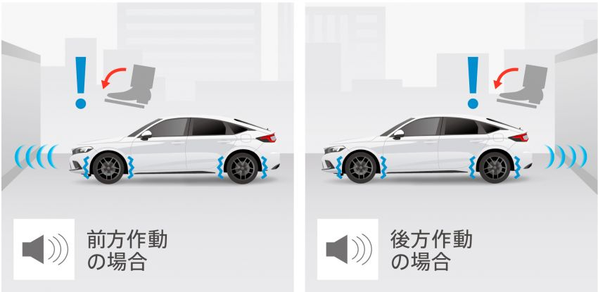 Honda Civic gen. ke-11 pasaran Jepun diperincikan – hanya hatchback, 1.5L Turbo, ada manual 6-kelajuan Image #1327773