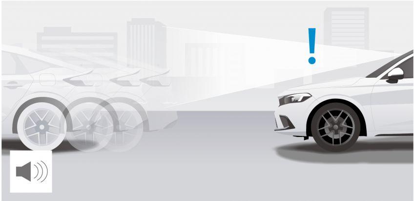 Honda Civic gen. ke-11 pasaran Jepun diperincikan – hanya hatchback, 1.5L Turbo, ada manual 6-kelajuan Image #1327778