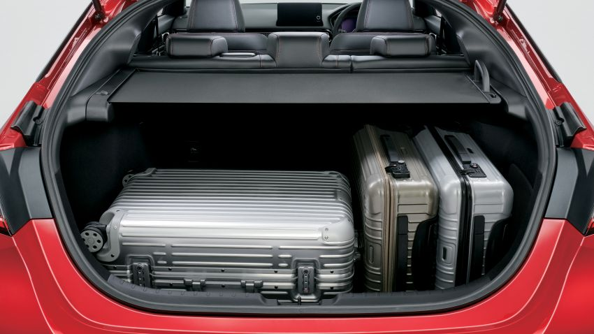 Honda Civic gen. ke-11 pasaran Jepun diperincikan – hanya hatchback, 1.5L Turbo, ada manual 6-kelajuan Image #1327794