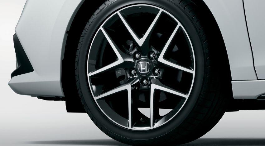 Honda Civic gen. ke-11 pasaran Jepun diperincikan – hanya hatchback, 1.5L Turbo, ada manual 6-kelajuan Image #1327799