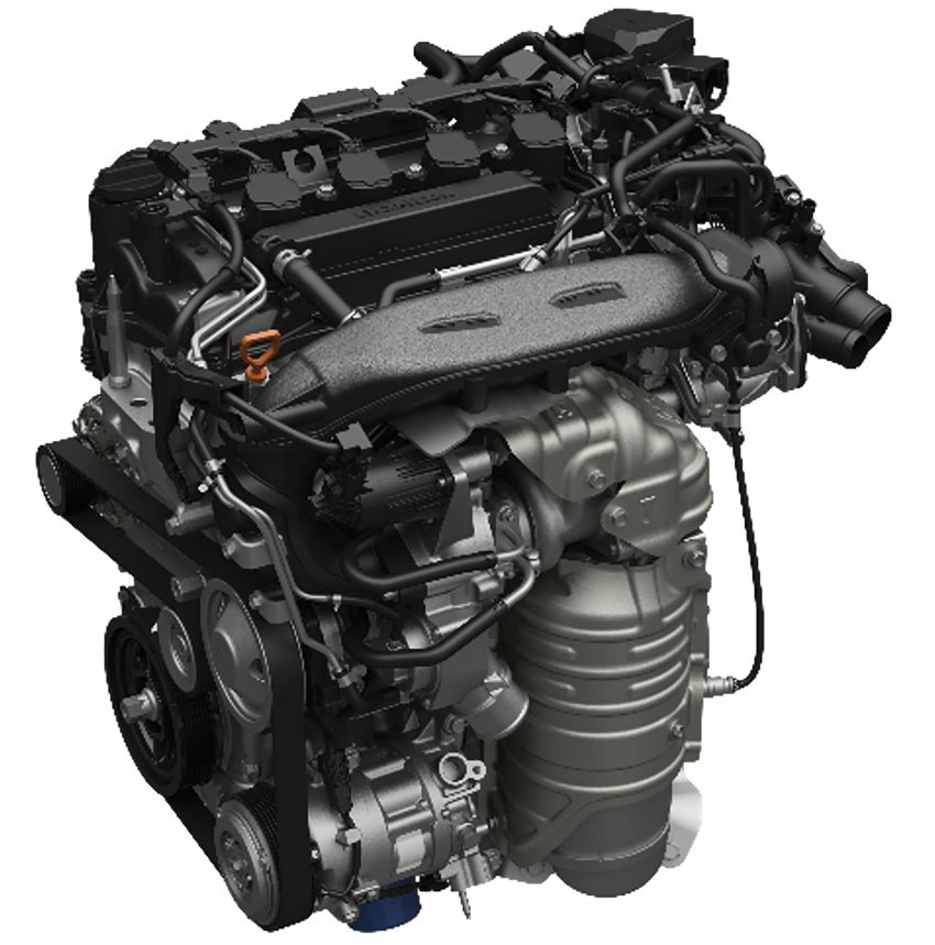 Honda Civic gen. ke-11 pasaran Jepun diperincikan – hanya hatchback, 1.5L Turbo, ada manual 6-kelajuan Image #1327813