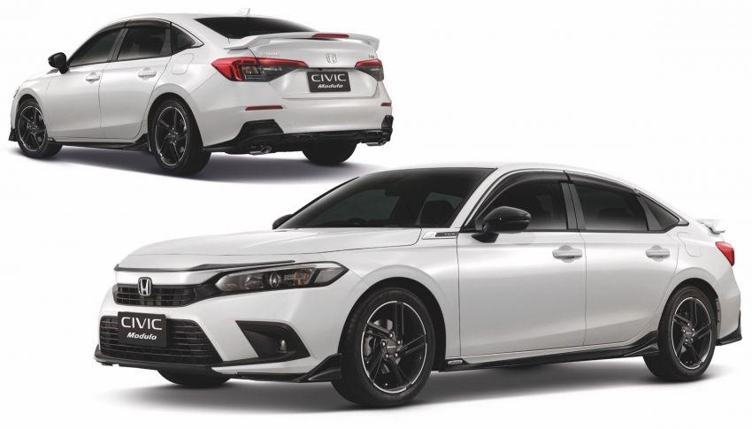 Honda Civic generasi ke-11 sudah dilancarkan di Thai – bermula RM122k, 1.5L VTEC Turbo, 178 PS/240 Nm Image #1328009