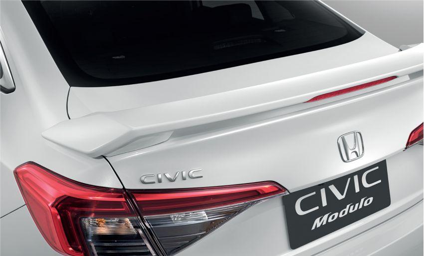 2022 Honda Civic launched in Thailand: 178 PS/240 Nm 1.5L VTEC Turbo, standard Sensing, RM122k-RM151k Image #1327917
