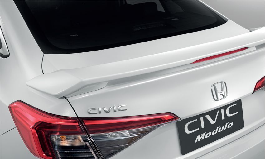 Honda Civic generasi ke-11 sudah dilancarkan di Thai – bermula RM122k, 1.5L VTEC Turbo, 178 PS/240 Nm Image #1327996