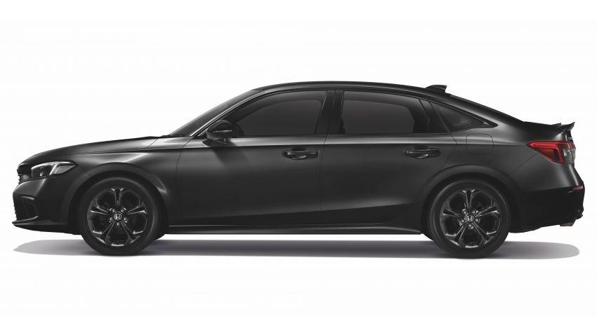2022 Honda Civic launched in Thailand: 178 PS/240 Nm 1.5L VTEC Turbo, standard Sensing, RM122k-RM151k Image #1327918
