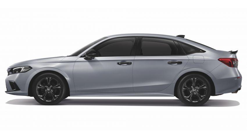 Honda Civic generasi ke-11 sudah dilancarkan di Thai – bermula RM122k, 1.5L VTEC Turbo, 178 PS/240 Nm Image #1327993