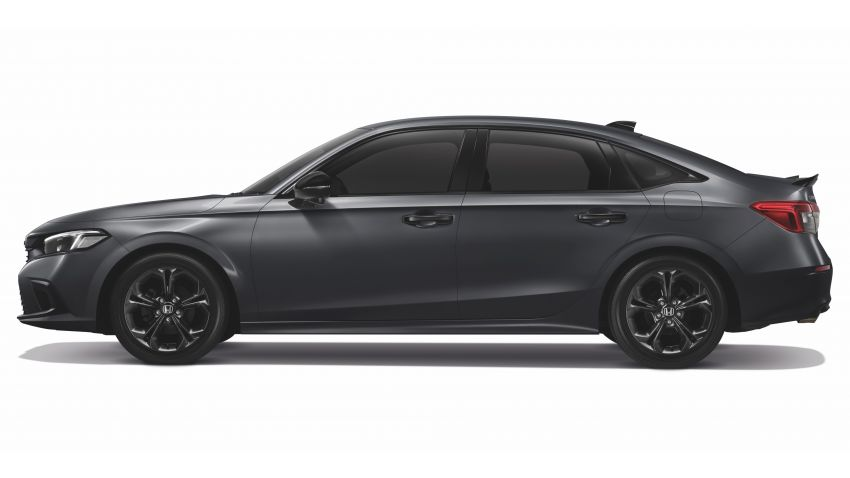 2022 Honda Civic launched in Thailand: 178 PS/240 Nm 1.5L VTEC Turbo, standard Sensing, RM122k-RM151k Image #1327921