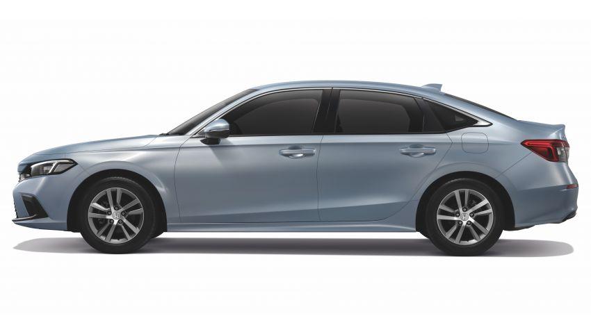 Honda Civic generasi ke-11 sudah dilancarkan di Thai – bermula RM122k, 1.5L VTEC Turbo, 178 PS/240 Nm Image #1327991