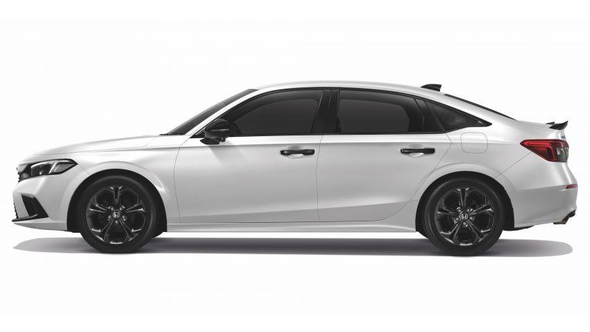 2022 Honda Civic launched in Thailand: 178 PS/240 Nm 1.5L VTEC Turbo, standard Sensing, RM122k-RM151k Image #1327923