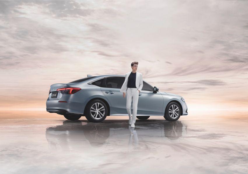 2022 Honda Civic launched in Thailand: 178 PS/240 Nm 1.5L VTEC Turbo, standard Sensing, RM122k-RM151k Image #1327908