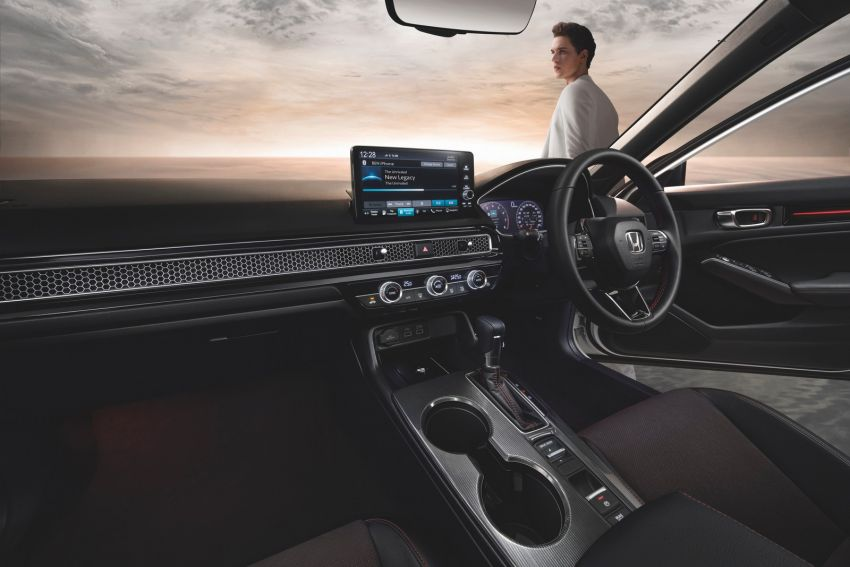 2022 Honda Civic launched in Thailand: 178 PS/240 Nm 1.5L VTEC Turbo, standard Sensing, RM122k-RM151k Image #1327910