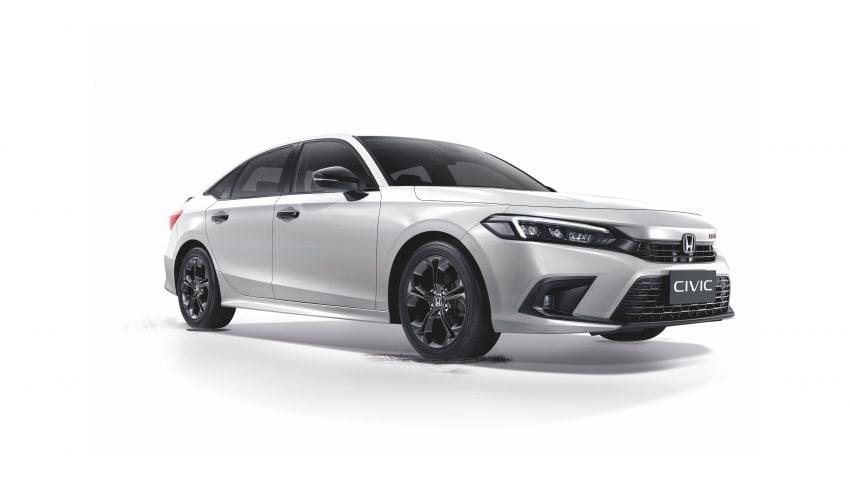 Honda Civic generasi ke-11 sudah dilancarkan di Thai – bermula RM122k, 1.5L VTEC Turbo, 178 PS/240 Nm Image #1328002